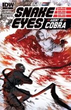 G.I. Joe: Snake Eyes: Agent Of Cobra #4