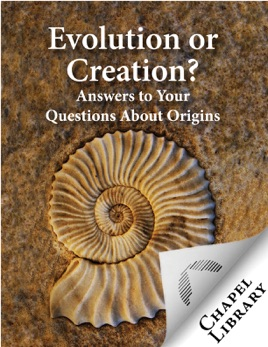 Evolution or Creation? (Chapel Library)