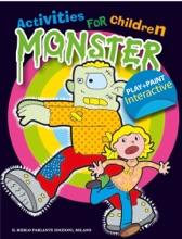 Activities For Children Halloween Monster