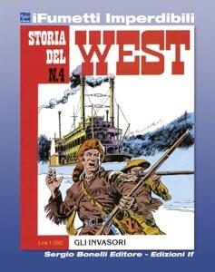 Storia del West n. 4 (iFumetti Imperdibili) Book Cover