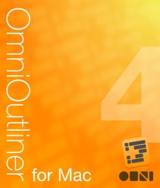 OmniOutliner 4.5.3 for Mac User Manual book
