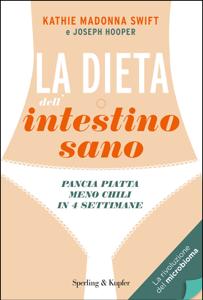 La dieta dell'intestino sano Libro Cover