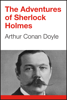 Arthur Conan Doyle - The Adventures of Sherlock Holmes artwork
