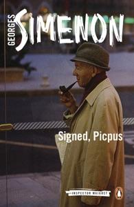 Signed, Picpus da Georges Simenon & David Coward