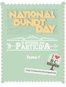 National Bundt Day 2014 (Tomo I)