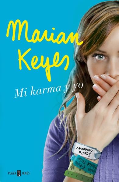Mi karma y yo - Marian Keyes book cover