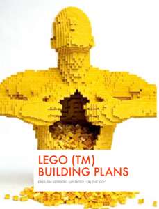 LEGO - Building Plans Book Review