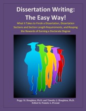 Dissertation Writing: The Easy Way!