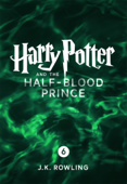 Harry Potter and the Half-Blood Prince (Enhanced Edition) Book Cover