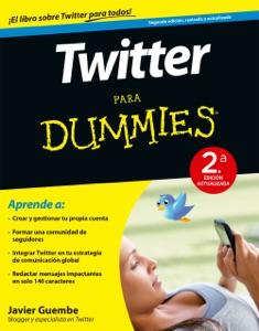 Twitter para Dummies - 2ª ed. Book Cover