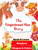 The Gingerbread Man Story (Illustrated Edition)
