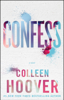Colleen Hoover - Confess artwork
