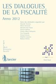 Les Dialogues De La Fiscalit Anno 2012