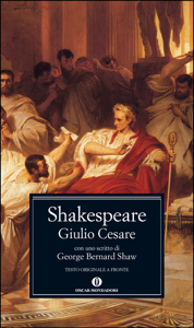 Giulio Cesare Copertina del libro