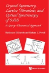 Crystal Symmetry Lattice Vibrations And Optical Spectroscopy Of Solids