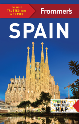 Frommer's Spain - Patricia Harris & David Lyon book
