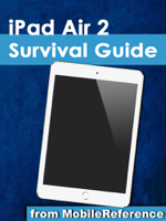 Toly Kay - iPad Air 2 Survival Guide  artwork