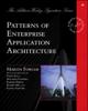 Martin Fowler - Patterns of Enterprise Application Architecture artwork