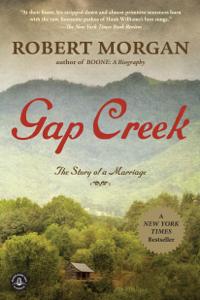 Gap Creek (Oprah's Book Club) Book Cover