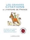 Les Grandes Citations De Lhistoire De France
