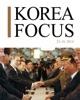 Korea focus - October 2014