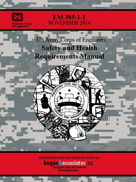 Safety And Health Requirements Manual  Em 385