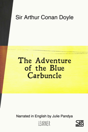The Adventure of the Blue Carbuncle (With Audio) book