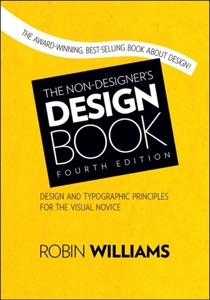 The Non-Designer's Design Book, 4/e Book Cover