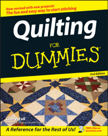 Quilting For Dummies book