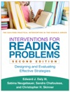 Interventions For Reading Problems Second Edition