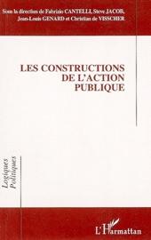 LES CONSTRUCTIONS DE LACTION PUBLIQUE