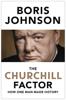 Boris Johnson - The Churchill Factor kunstwerk