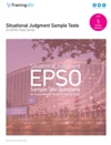 Situational Judgment Sample Tests - EU EPSO Tests Series