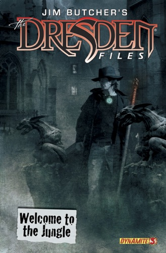 Jim Butcher - Jim Butcher's The Dresden Files: Welcome to the Jungle #3