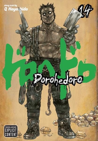 Dorohedoro, Vol. 14