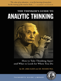 The Thinker's Guide to Analytic Thinking book