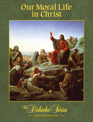 Our Moral Life in Christ - Peter V. Armenio book