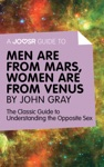 A Joosr Guide To Men Are From Mars Women Are From Venus By John Gray
