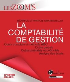 LA COMPTABILITé DE GESTION 2014-2015