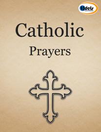 Catholic Prayers book