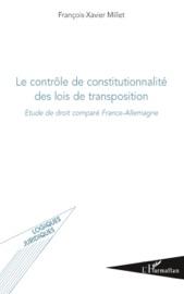 Le Contr Le De Constitutionnalit Des Lois De Transposition