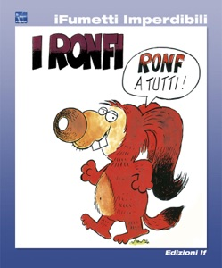 I Ronfi n. 1 (iFumetti Imperdibili) Book Cover