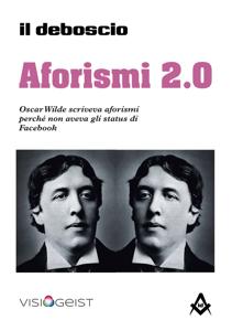 Aforismi 2.0 Copertina del libro