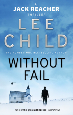 Lee Child - Without Fail book