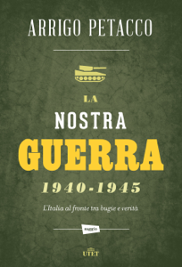 La nostra guerra 1940-1945 Libro Cover