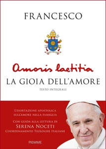 Amoris laetitia Book Cover
