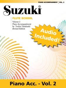 Suzuki Flute School - Volume 2 (Revised) Book Cover