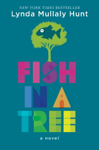 Fish in a Tree Book Cover