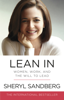 Sheryl Sandberg - Lean In artwork