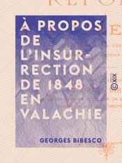 Download À propos de l'insurrection de 1848 en Valachie
